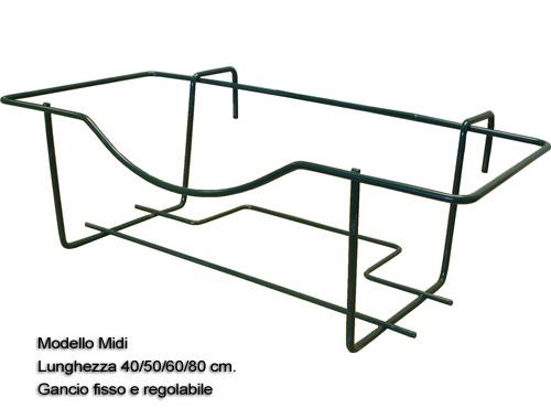 Vescovo group reti metalliche for Amazon portavasi da balcone